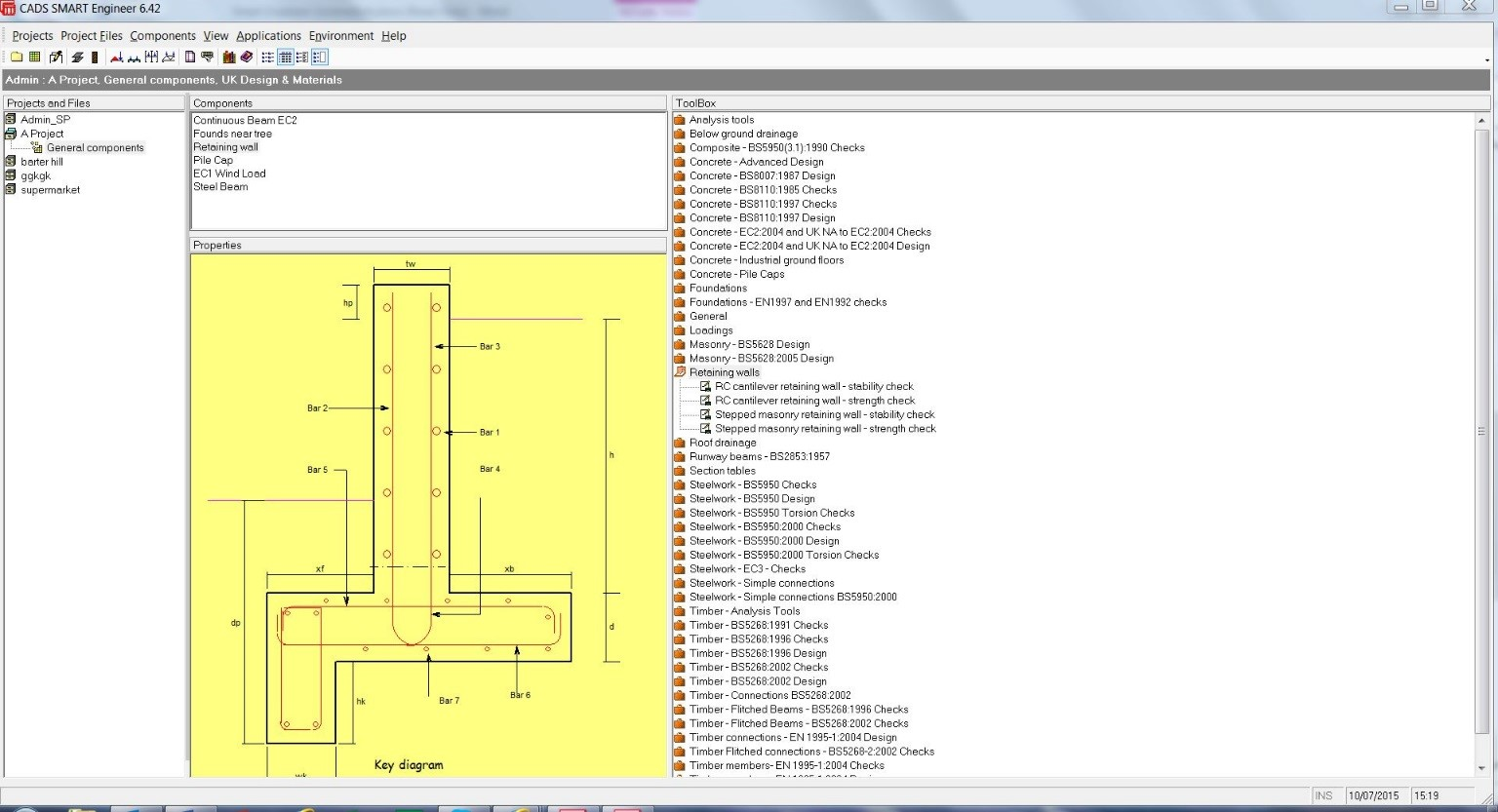 SMART Engineer - 100\'s of calculation templates - CADS UK