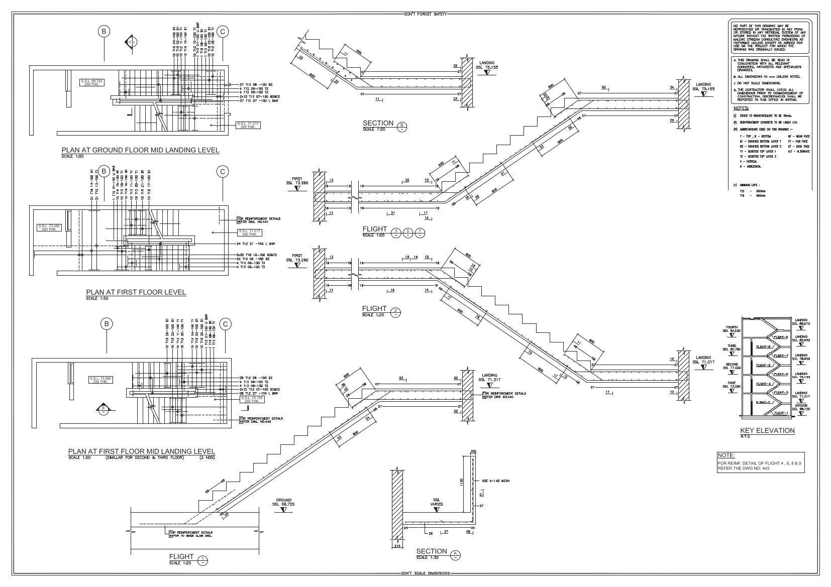 CADS RC sample drawings & Bar Bending Schedules - CADS UK