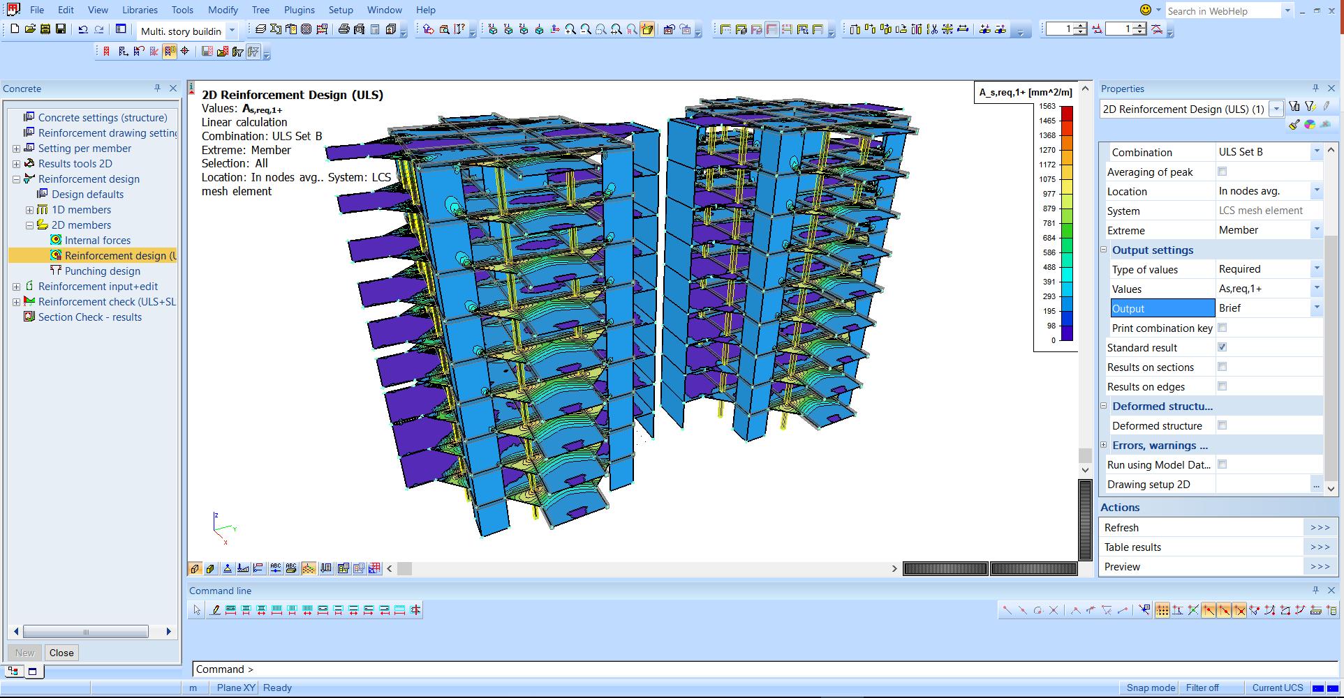 SCIA Engineer 17 - Concrete Design Software - CADS UK