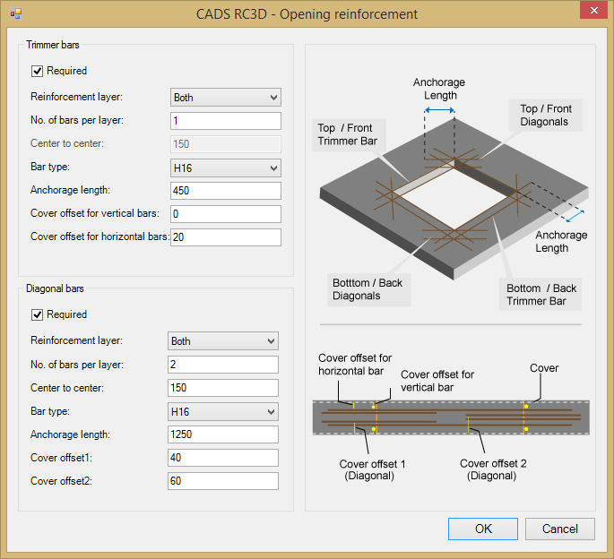 CADS RC detailing and bar bending schedule software CADS UK - oukas info
