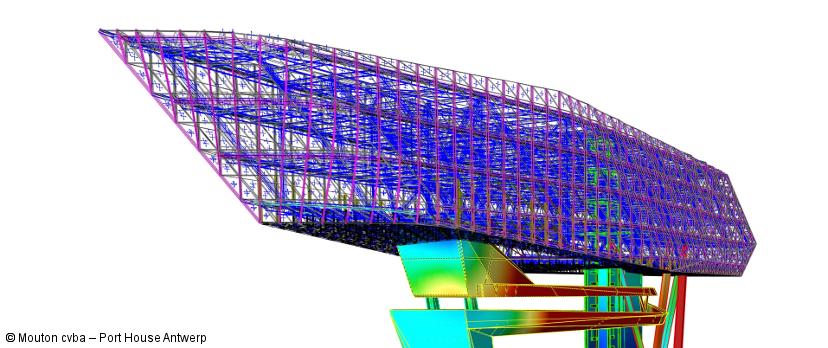 Structural design software