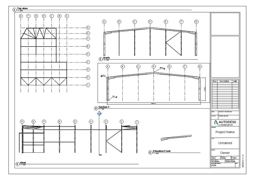 Use Revit's Drawing Capabilities To Enhance The A3D Max Model
