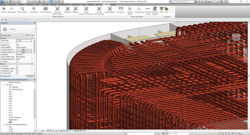 CADS RC detailing and bar bending schedule software - CADS UK