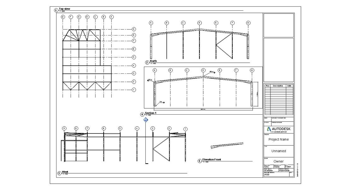 Use Revit's drawing cabailities to enhance the A3D Max model