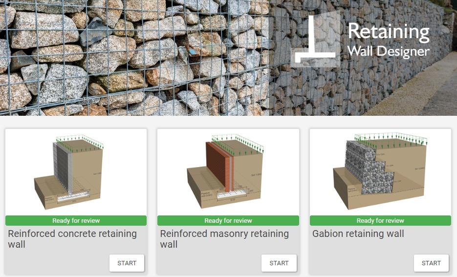 CADS Retaining Wall Designer