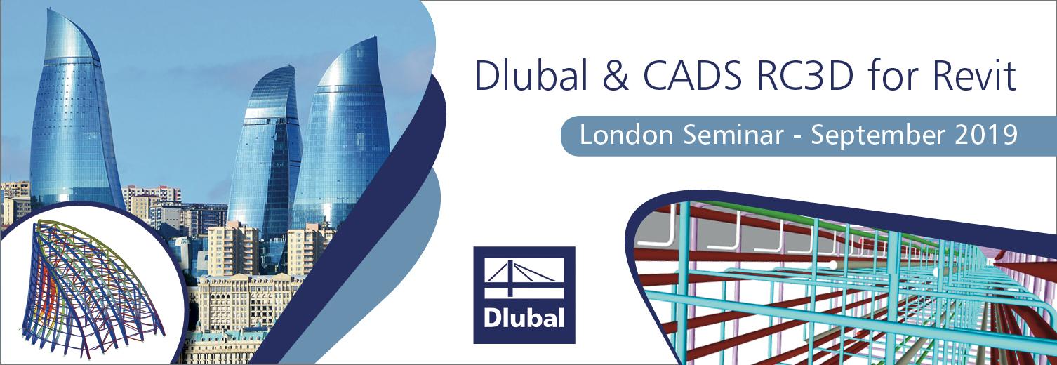 Dlubal and RC3D seminar